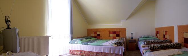 Zöldfa Panzió szoba